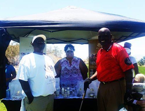 Bo Jackson Invitational Golf Tournament, May 27, 2017